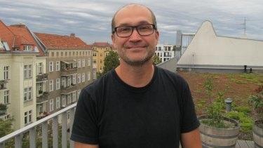 Berlin architect Philipp Koch.