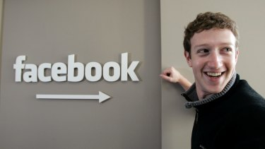 Mark Zuckerberg's Facebook is for the first time counting local advertising revenue in Australia rather than Ireland.