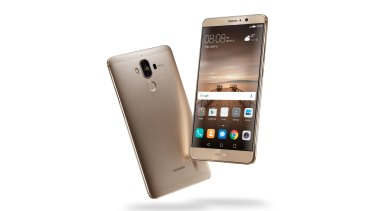 Huawei is jumping into the deep end of the phone pool with the Mate 9.