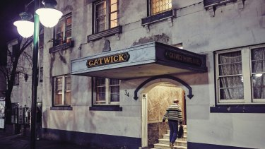 The Gatwick in St Kilda.
