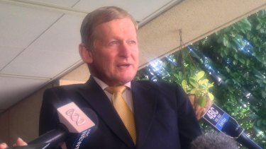 Dr Chris Davis could be making voters question their trust in the LNP.