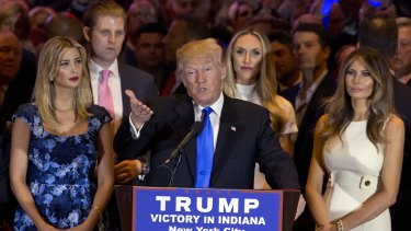 Donald Trump's campaign has used songs by The Rolling Stones several times.