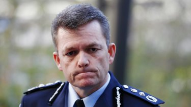 """""""This was human error. It should not have occurred:"""": Australian Federal Police Commissioner Andrew Colvin."""