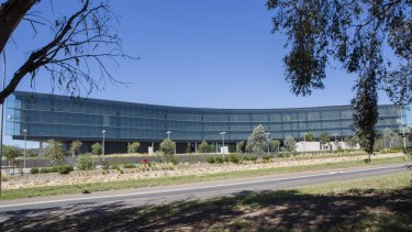 The new headquarters for spy agency ASIO in Canberra has been beset by problems.