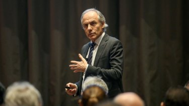 Chief Scientist Alan Finkel proposed last month that Australia gradually increase its renewable target to 42 per cent by 2030.