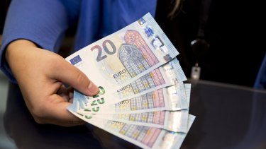 The euro surged 3 per cent on Mario Draghi's statement that negative interest rates had hit their limit, Westpac says.
