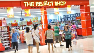 The Reject Shop customers couldn't care less about Amazon. But MD Ross Sudano says the business has stabilised and its back to basics approach is working again.