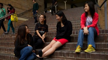 Spoilt for choice: Many countries are boosting their efforts to attract overseas students, leaving Australia vulnerable.