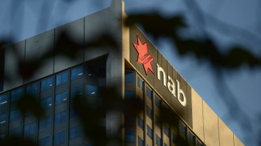 NAB is seeking to change the way it deals with customers and small businesses.