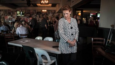 Pauline Hanson's deal with the Liberal party did not pay off for either party.