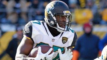 Jacksonville Jaguars running back Leonard Fournette starred against the Steelers.