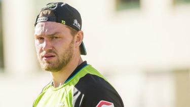 Elliott Whitehead has been suspended.