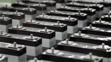 Lithium-ion batteries: Production of the metal probably needs to quadruple within a decade to meet demand.