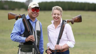 Nationals senator Bridget McKenzie says she will invite colleagues from the Parliamentary Friends of Shooting group, which includes Liberal MP Ian Goodenough, to also join the gun control group.