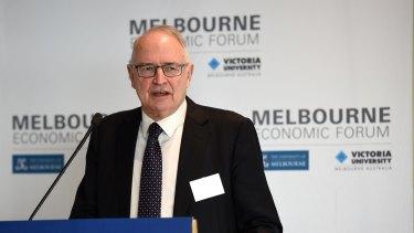 Professor Garnaut said Australia's tax base was in 'deep trouble'.