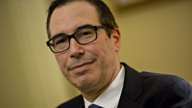 Steven Mnuchin, Treasury secretary nominee for President-elect Donald Trump, pocketed billions during the housing crisis.