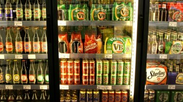 Convenience stores say that allowing supermarkets to stock alcohol in their aisles would be an unfair advantage.