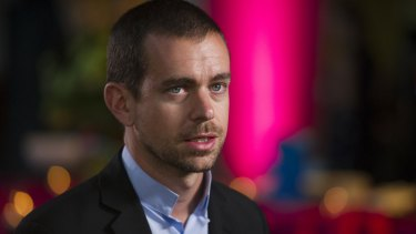 Twitter founder and interim CEO Jack Dorsey.