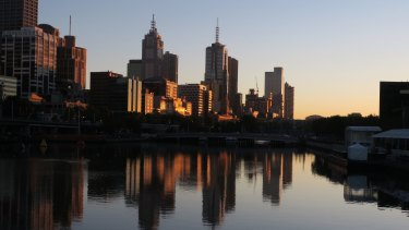 Melbourne: home to beautiful architecture, great food .. and some tongue-twisting suburb names.