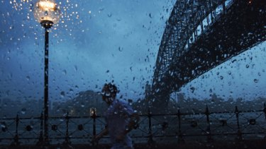 A wet and windy weekend is expected across NSW.