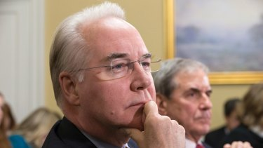 Obamacare critic Tom Price has been nominated as Trump's secretary of health and human services.