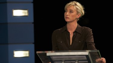 Asher Keddie is one of several Australian public figures who have thrown their support behind two Australians facing the death penalty in Indonesia.