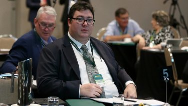 Nationals MP George Christensen has withdrawn his $12,000 donation offer after allegations of electoral bribery.