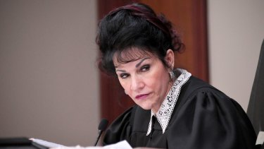 Judge Rosemarie Aquilina said she wouldn't send her dogs to Larry Nassar.