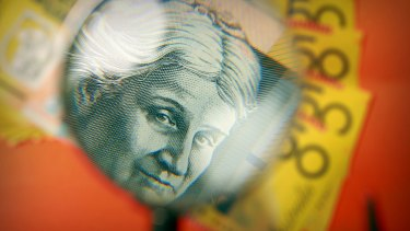 Weak dollar: Interest rates are unlikely to fall further in 2015.