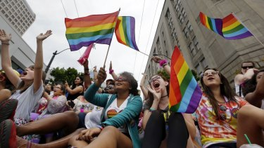 Gay marriage has become a right in many countries around the world.