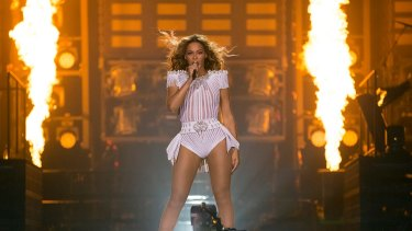 Beyonce's stage show might be red shot but could she sensitively tell the story of a slave's tragic demise?