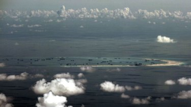 Security analysts regard the South China Sea as a potential flashpoint,