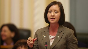 Attorney-General Yvette D'Ath: Hasn't put a foot wrong.