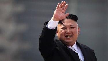 North Korean leader Kim Jong Un.