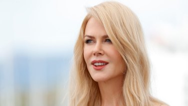 Nicole Kidman is looking great as she approaches her 50th birthday.