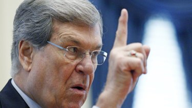 Former US Senate Majority Leader Trent Lott says he will vote for Donald Trump for president, though he acknowledges he didn't expect him to win the Republican nomination.