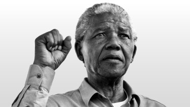 Despite being one of the 20th century's great leaders, Nelson Mandela remained humble.