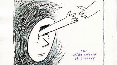 <i>Illustration: Reg Lynch.</i>