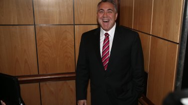 Joe Hockey's second budget cracks down on paid parental leave 'double-dipping'.