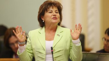 MP Jo-Ann Miller claims the premier ignored corruption allegations.