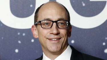 Outgoing Twitter chief Dick Costolo.
