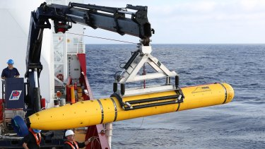 The underwater search for MH370 is officially over.