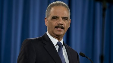 Former Attorney General Eric Holder led the investigation into Uber.