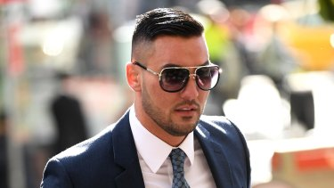 Salim Mehajer's new business was a year in the making.
