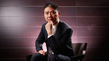 JD.com founder Richard Liu wants to buy strategic stakes in Australian companies.