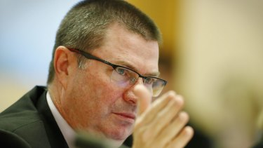 Department of Health Secretary Martin Bowles described the health funding proposal as ''future gazing''.