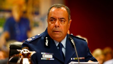 """NSW Police Deputy Commissioner Nick Kaldas was at the centre of  a NSW police bugging scandal. He accused the former police internal affairs unit of engaging in """"massive wrongdoing and habitual illegal acts""""."""