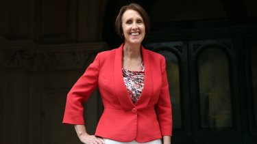 NSW Early Childhood Education Minister Lesley Williams is a strong believer in public schools.