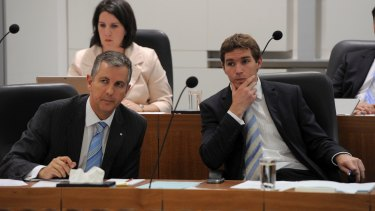 Liberal deputy Alistair Coe: Liberal promises to date will cost up to $230 million over four years.