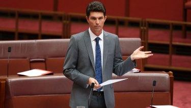 Green Senator Scott Ludlam.